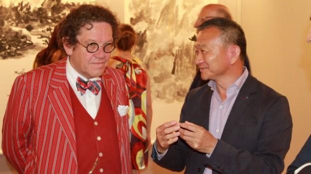 Philippe Daverio e Mao