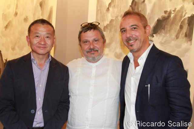 Mao, Gianni Segatta e Diego Fogo